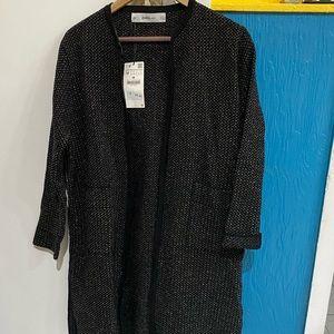 NWT Zara Knit Cardigan
